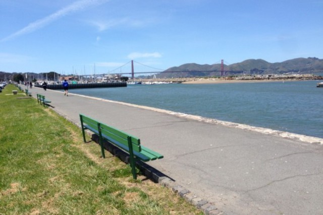 Marina green sf